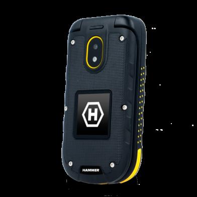 HAMMER BOW+ - pancerny telefon z klapką